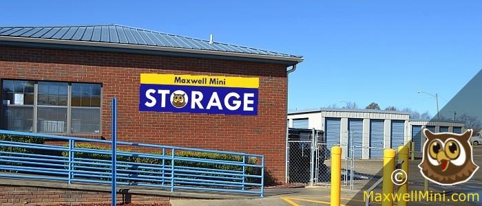 Mini Storage Montgomery AL